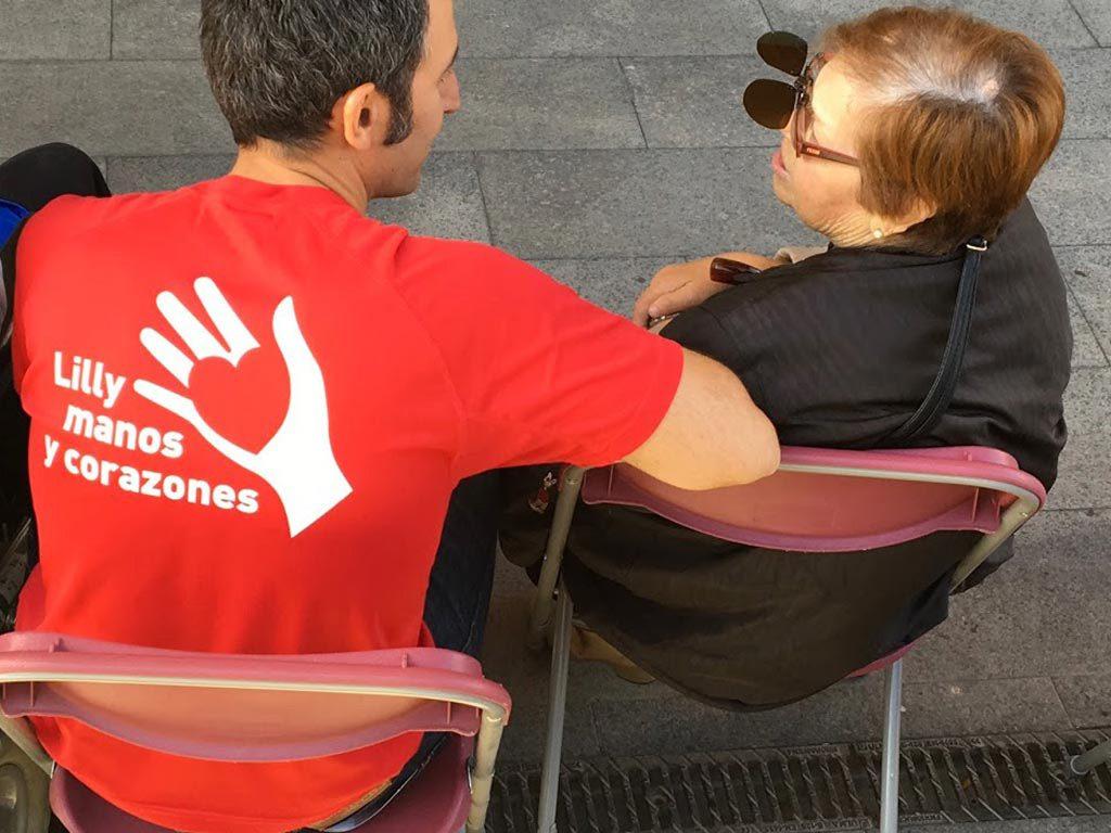 United Way España. Proyecto salud. Mencia