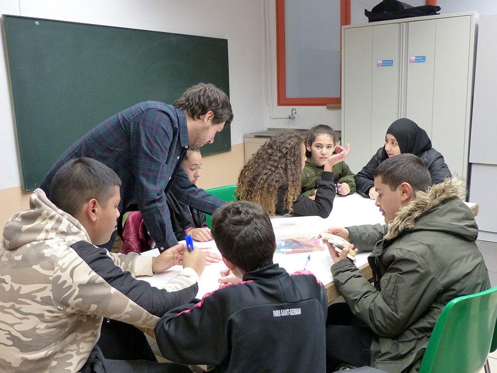 Youth Emporwerment United Way España