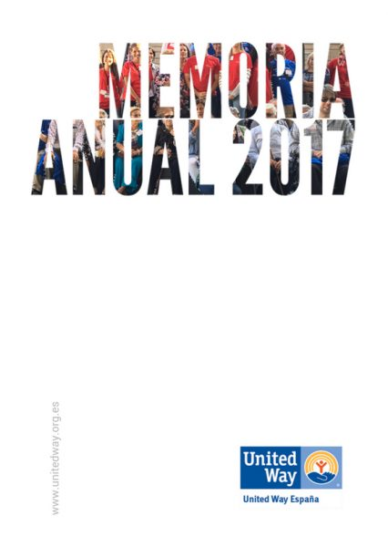 Portada Memorial Anual UWEspa 2017