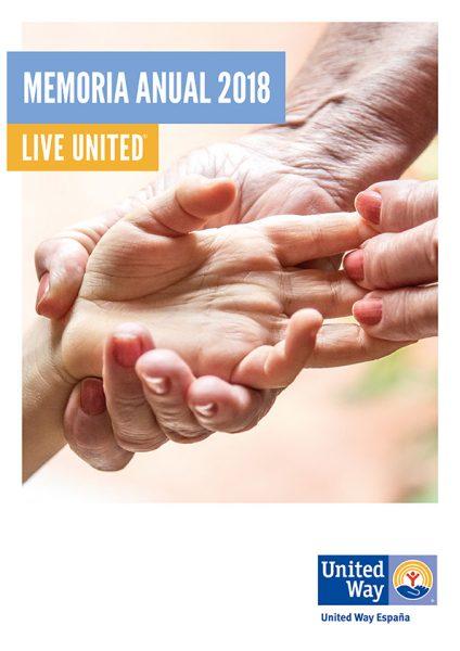Memoria Anual United Way 2018